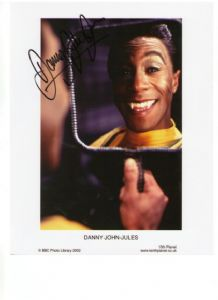 "Danny John Jules ""The Cat"" (Red Dwarf) #6"